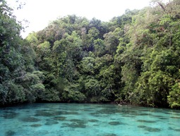Palau, Mandarin Fish Lake, Ocean Hunter I, 2007