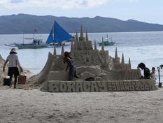 Boracay White Beach, 2004
